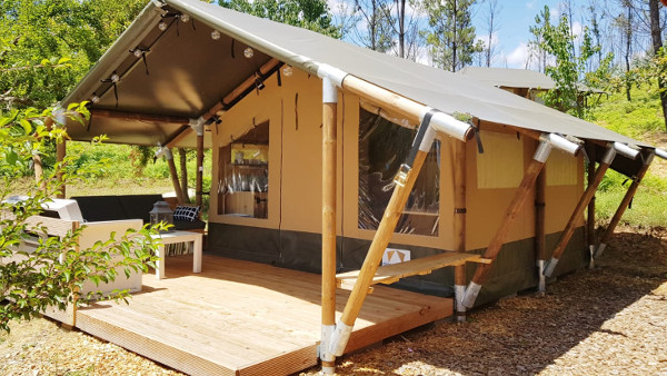 Tenda Safari 'Compact'
